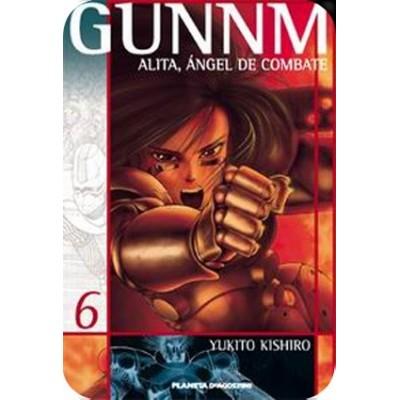 Gunnm (Alita Ángel de Combate) Nº 06