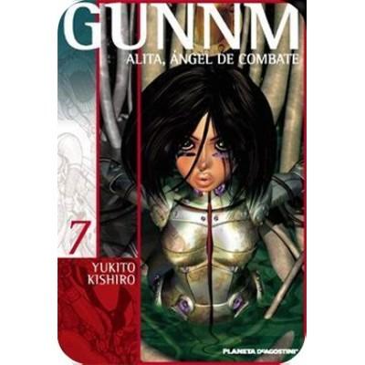 Gunnm (Alita Ángel de Combate) Nº 07