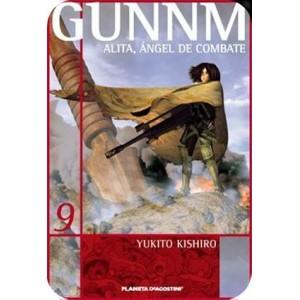 Gunnm (Alita Ángel de Combate) Nº 09