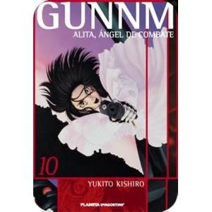 Gunnm (Alita Ángel de Combate) Nº 10