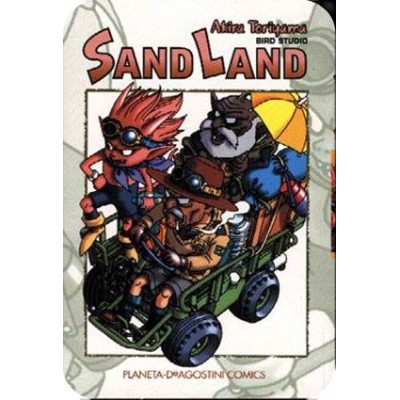 Sand Land