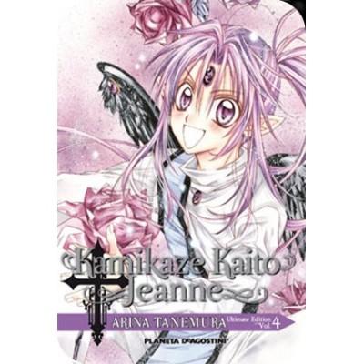 Kamikaze Kaito Jeanne Kanzenban Nº 04