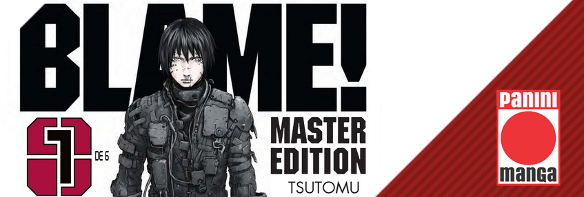 BLAME! MASTER EDITION