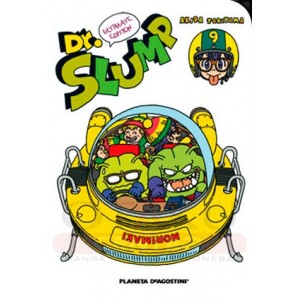 Dr.Slump Ultimate Edition Nº 09