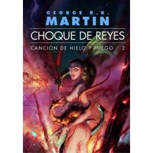 Cancion de Hielo y Fuego II - Choque de Reyes (Rustica)