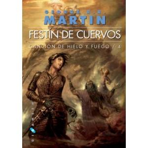 Cancion de Hielo y Fuego IV - Festin de Cuervos (Rustica)