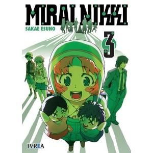 Mirai Nikki nº 03