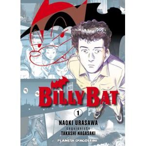 Billy Bat Nº 01