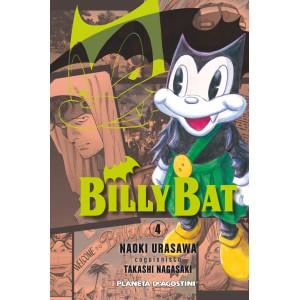 Billy Bat Nº 04