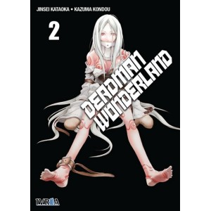 Deadman Wonderland Nº 01