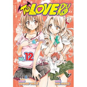To-Love Ru Nº 12