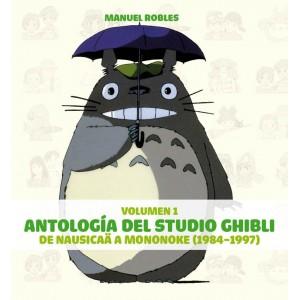 Antología del Studio Ghibli: De Nausica a Mononoke