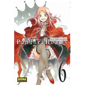 Pandora Hearts nº 06