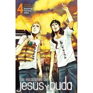 Las Vacaciones de Jesus y Buda nº 04