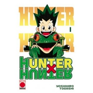 Hunter x Hunter nº 01