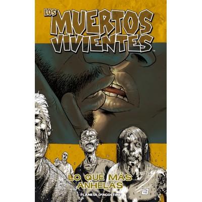 """Los Muertos Vivientes Nº 04 """" Lo que más Anhelas"""""""