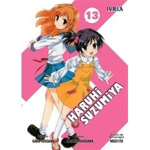 Haruhi Suzumiya nº 13