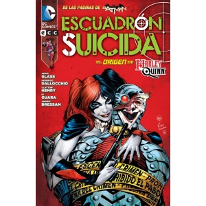 Escuadrón Suicida - El Origen de Harley Quinn