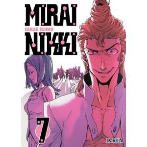 Mirai Nikki nº 07