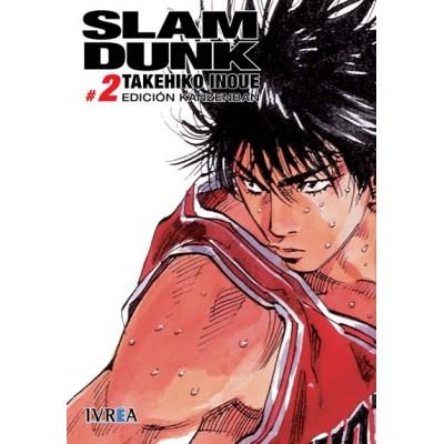 Slam Dunk Integral Nº 02