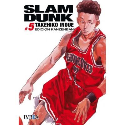 Slam Dunk Integral Nº 05