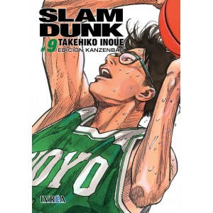 Slam Dunk Integral Nº 09