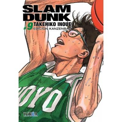 Slam Dunk Integral Nº 09