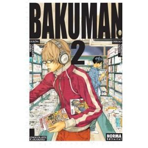 Bakuman Nº 02