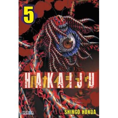 Hakaiju Nº 05
