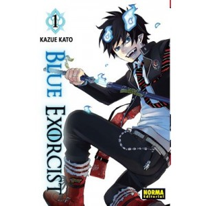 Blue Exorcist Nº 01