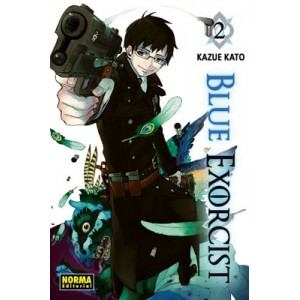 Blue Exorcist Nº 02