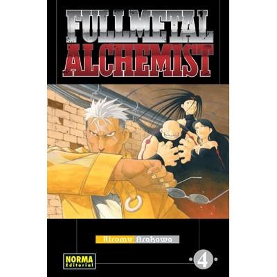 Fullmetal Alchemist Nº 04
