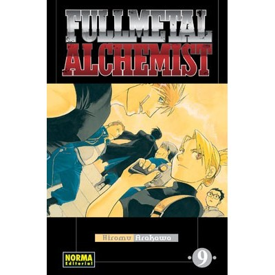 Fullmetal Alchemist Nº 09