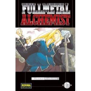Fullmetal Alchemist Nº 17