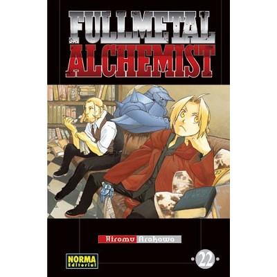 Fullmetal Alchemist Nº 22