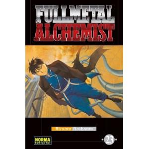 Fullmetal Alchemist Nº 23