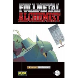 Fullmetal Alchemist Nº 25