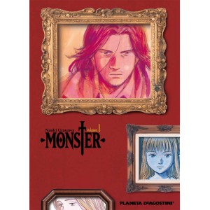 Monster Kanzenban Nº 01