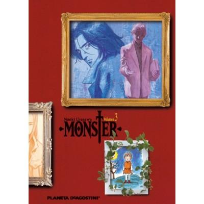 Monster Kanzenban Nº 03