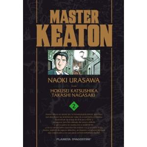 Master Keaton nº 01