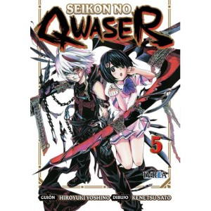 Seikon no Qwaser Nº 03