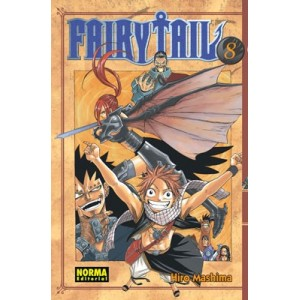 Fairy Tail Nº 08