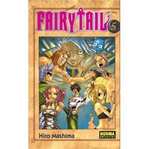 Fairy Tail Nº 05