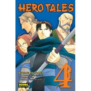 Hero Tales Nº 04