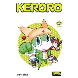 Keroro Nº 23