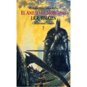 Historia de la Tierra Media Nº 07 : El Anillo de Morgoth
