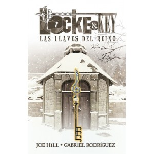Locke & Key 4 Las llaves del reino