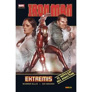 Marvel Deluxe. Iron Man: Extremis El montaje del director