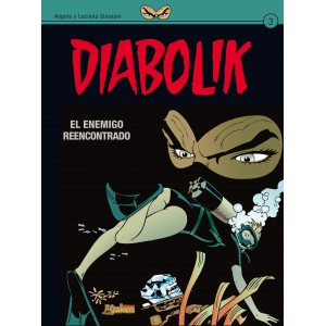 Diabolik: El Enemigo Reencontrado