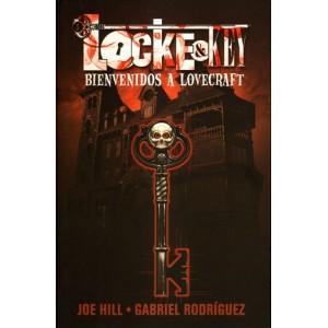 Locke & Key 1 Bienvenidos a Lovecraft